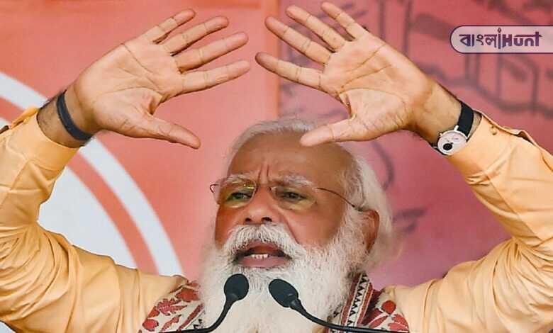 Today Nandigram has done what Bengal has to do: Narendra Modi