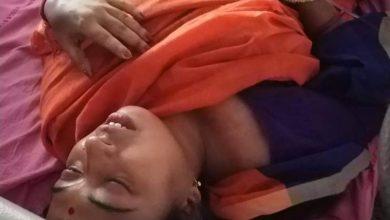 Photo of শাসকদলের হাতে আক্রান্ত বিজেপির নেত্রী পুর্নিমা দত্ত