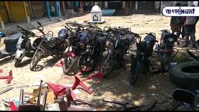 Photo of পাথর প্রতিমার গোবর্ধনপুর কোস্টাল এর ইন্দ্রপুর বিজেপি তাণ্ডব,আহত গোবর্ধনপুর ওসি,সি আই সহ 20 পুলিশ কর্মী