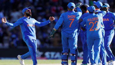 Photo of ভারত ১২৫ রানে ওয়েস্ট ইণ্ডিজকে হারালো