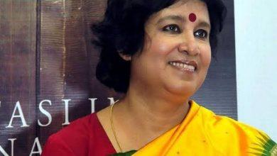 Photo of সমাজে পুরুষ হওয়াটা গ্লানিময় নয়, গ্লানিময় নারী হওয়াটা: বললেন তসলিমা নাসরিন