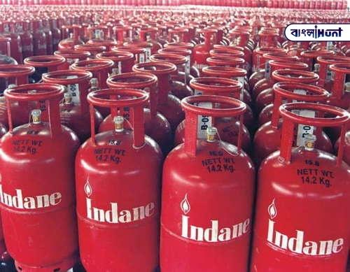 indane 14 2 kg subsidised domestic lpg cylinder Bangla Hunt Bengali News