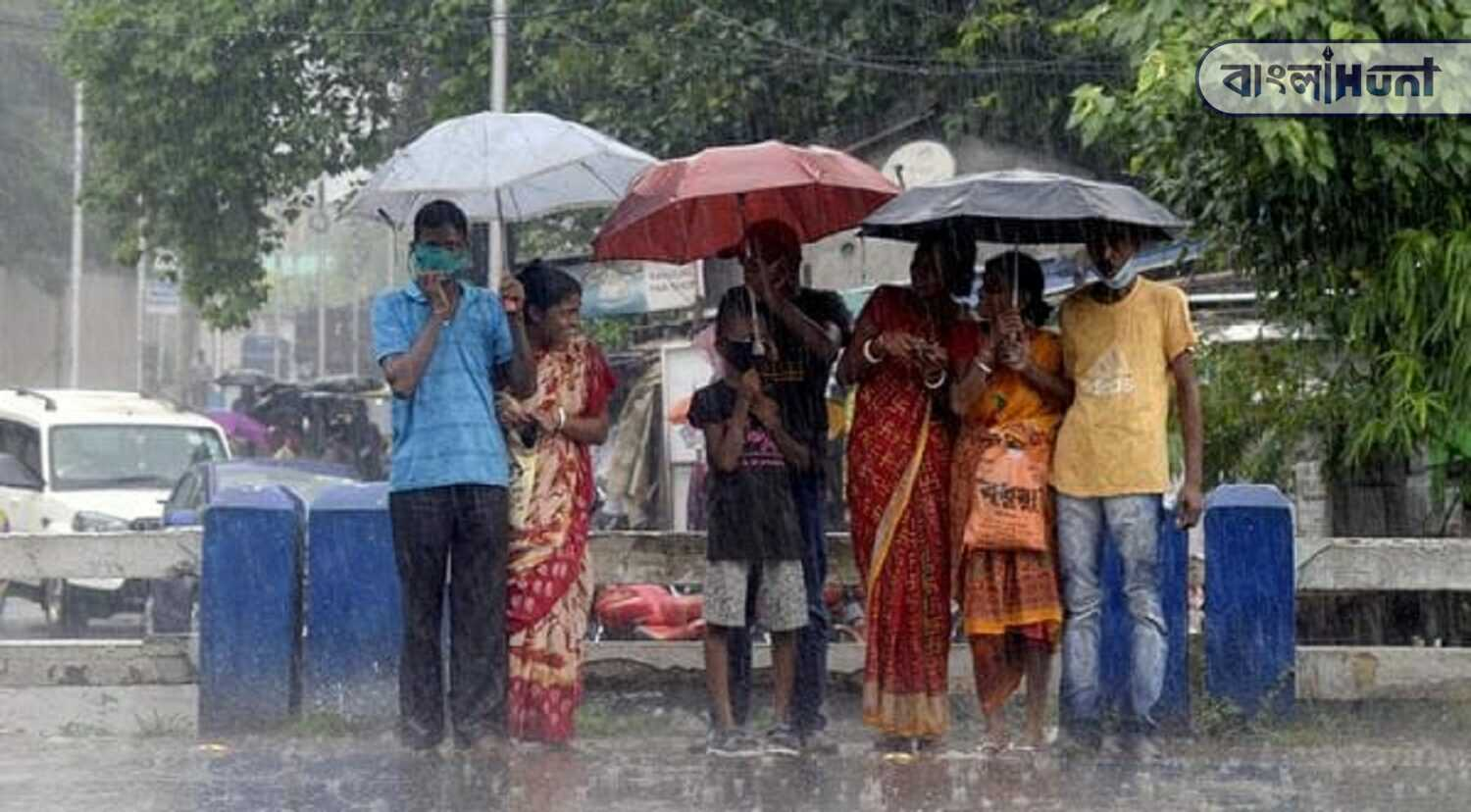 todays Weather report 1 st may of west Bengal