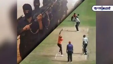 Photo of ফের ক্রিকেট ম্যাচ চলাকালীন পাকিস্তানে জঙ্গি হামলা, এলোপাথাড়ি গুলি চালানো সন্ত্রাসবাদীরা