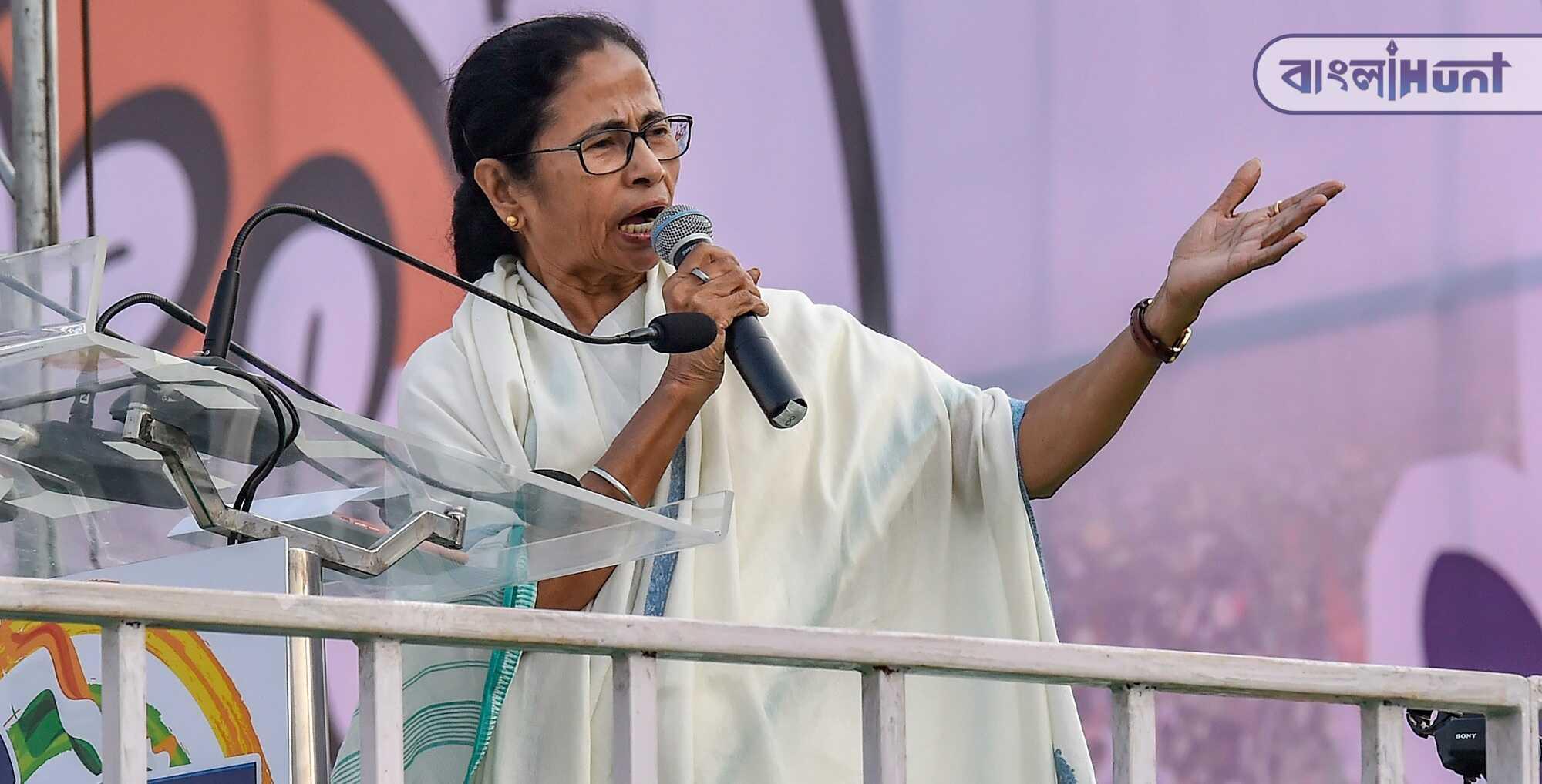 Mamata Banerjee rented two houses in Nandigram