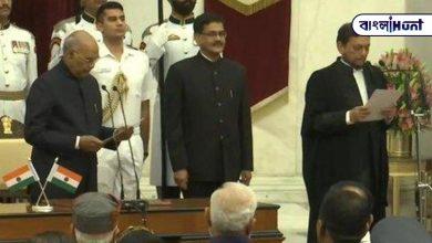 Photo of সুপ্রিম কোর্টের 47 তম প্রধান বিচারপতির দায়িত্ব নিলেন শরদ অরবিন্দ বোবদে