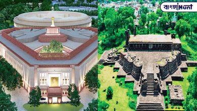 Photo of এই মন্দিরের আদলে তৈরি হচ্ছে ভারতের নতুন সংসদ ভবন! দেখুন ভাইরাল ছবি