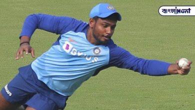Photo of নিউজিল্যান্ডের বিরুদ্ধে সঞ্জু স্যামসন বাদ পড়ায় তোপের মুখে ভারতীয় ক্রিকেট বোর্ড।