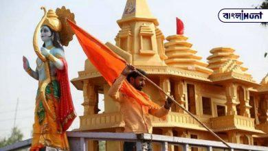 Photo of রাম মন্দিরের ভূমি পূজনের অনুষ্ঠান সম্প্রচারিত করা যাবে না দূরদর্শনে, কেন্দ্রকে চিঠি বামেদের