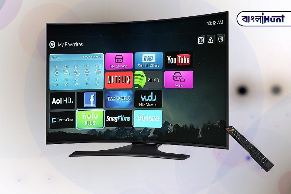 Best 4K TV in India under 50000 Bangla Hunt Bengali News