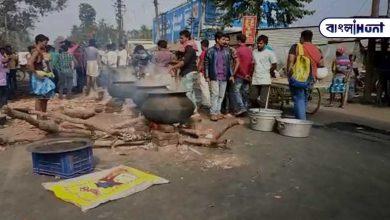 Photo of সিএ এ প্রতিবাদ আন্দোলন: জাতীয় সড়কের উপরেই ভুরিভোজ বিক্ষোভকারীদের