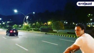 Photo of পাকিস্তানে লকডাউন মানছে না দেখে অবাক নেটিজেনরা , সাইকেল নিয়ে বেরিয়ে পড়লেন শোয়েব আখতার