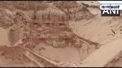 Photo of নদীগর্ভে তলিয়ে যাওয়া ২০০ বছরের পুরোনো শিব মন্দির উদ্ধার, দেখুন ভিডিও