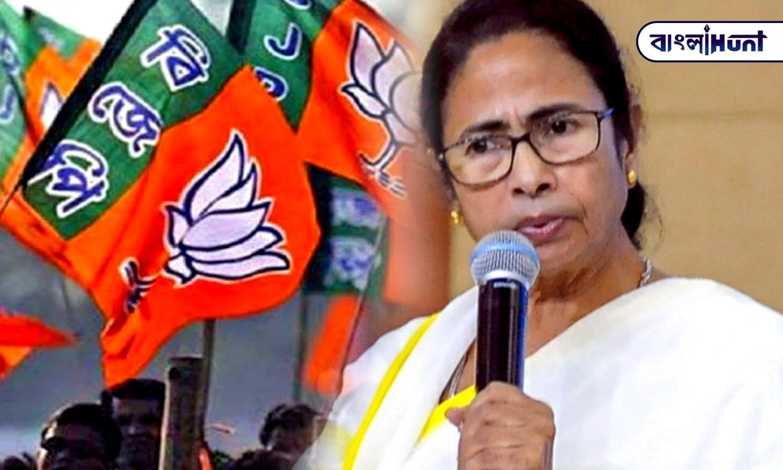 Mamata Banerjee slammed the BJP for violating the epidemic law