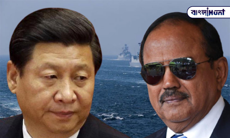 NSA Ajit Doval arrives in Sri Lanka for trilateral meeting
