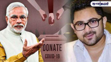 Photo of মমতা বন্দ্যোপাধ্যায় 'মিথ্যাবাদী'! পালটা PM Cares ফান্ডের হিসাব চাইলেন সোহম চক্রবর্তী