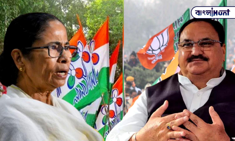 JP Nadda in the mood to give a big shock to Mamata Banerjee, coming to Bengal today