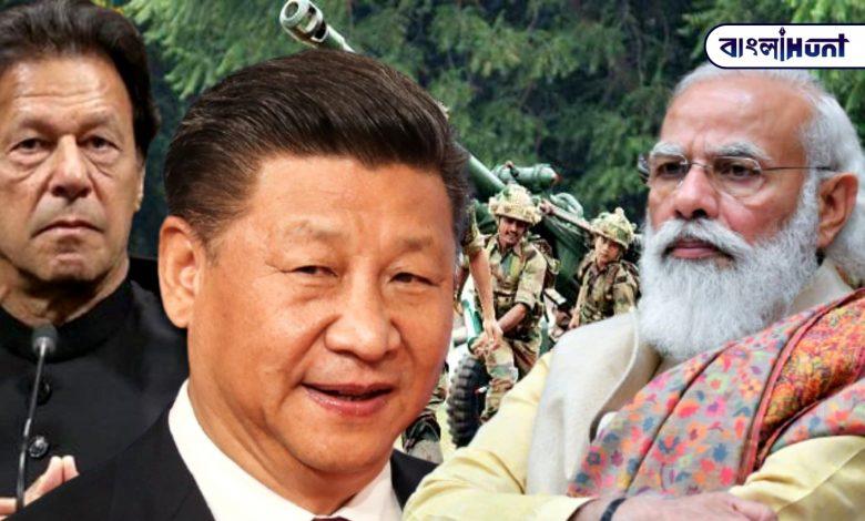 Modi govt plans to take action on china and pakistan