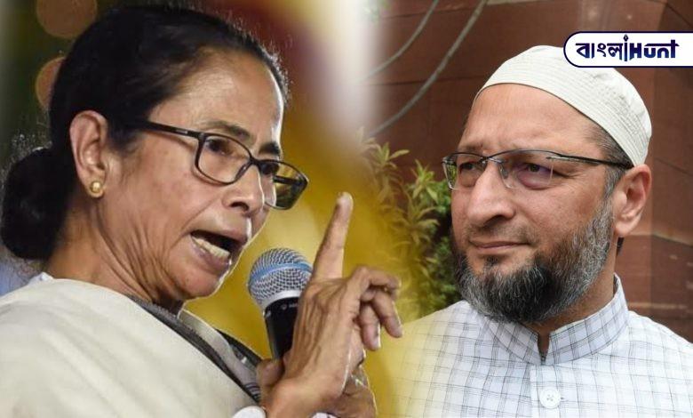 Mamata Banerjee is talking nonsense: asaduddin owaisi