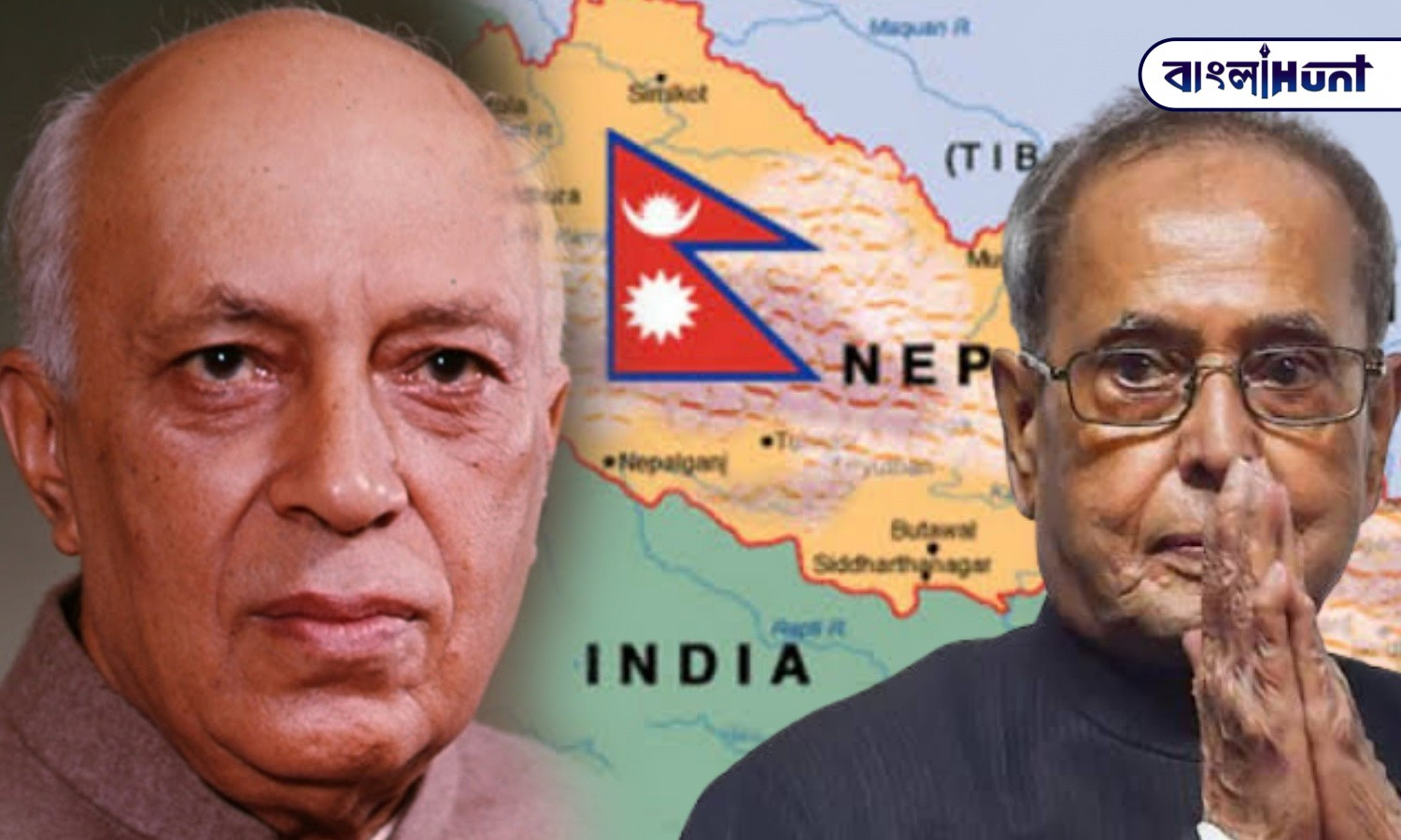 Nepal wanted to be part of India, but did not accept Nehru-Pranab Mukherjee