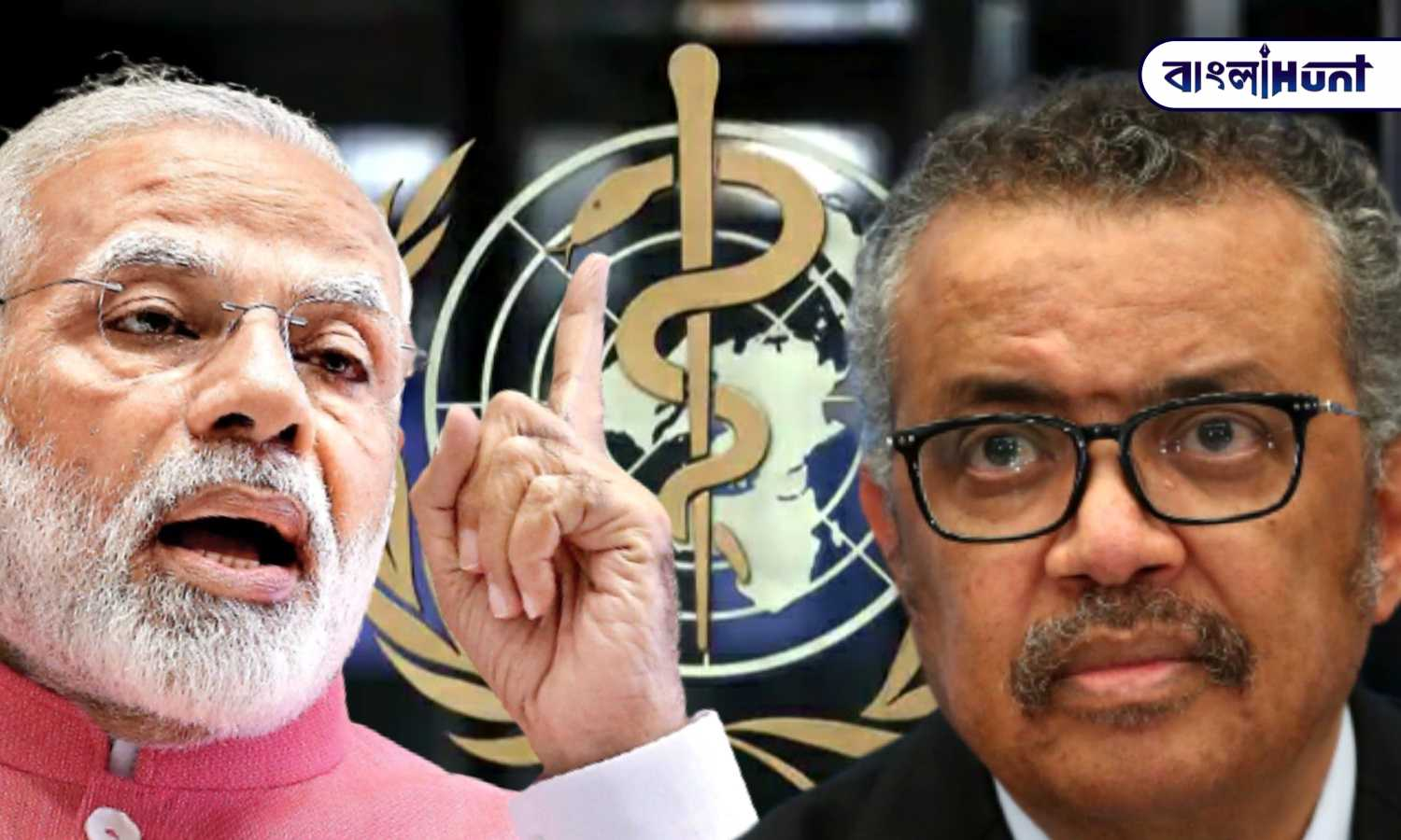 India sent a stern letter to the WHO, to correct the mistake