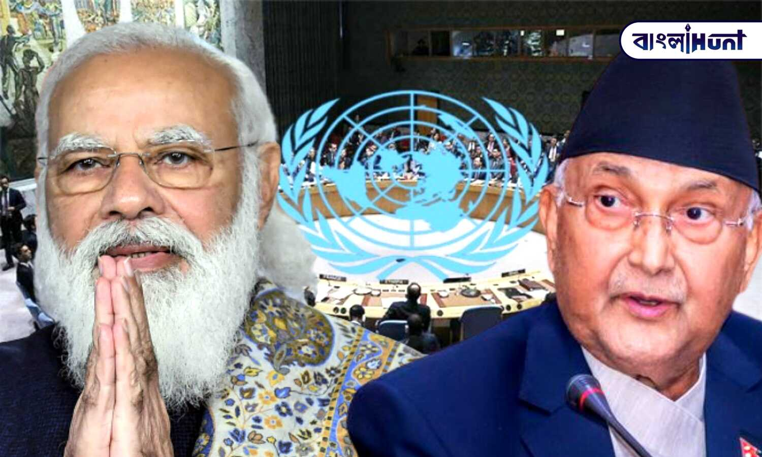 Nepal support to india to take a permanent membership in UNSC, China angry