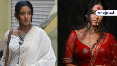 Photo of গায়ের রং কালো, অভিনয় দক্ষতা ছাপিয়ে তাই 'ভূত' তকমা জুটল 'ত্রিনয়নী' শ্রুতি দাসের