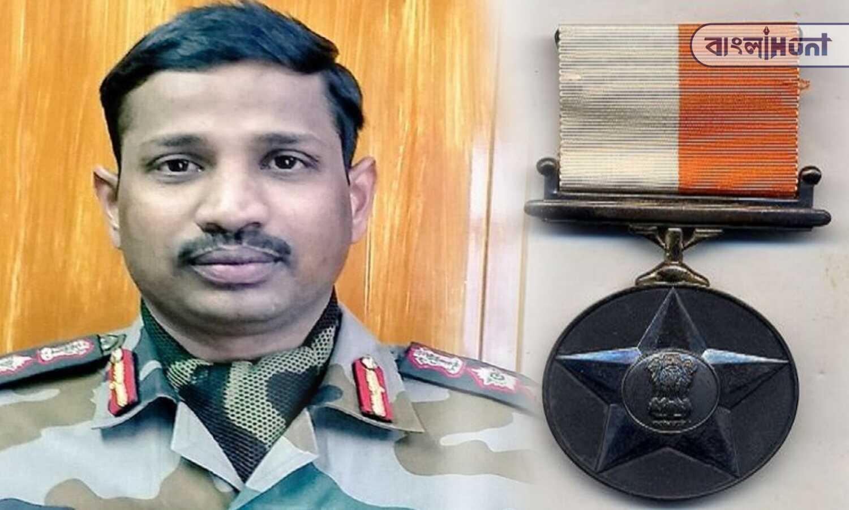 maha vir chakra gets Colonel santosh babu martyred in Galwan clash