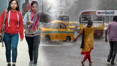 Photo of সময় হয়েছে বর্ষা বিদায়ের, তাপমাত্রা সামান্য বাড়লেও সপ্তাহান্তে শীতের আমেজ পাবে বাঙালী: আবহাওয়ার খবর