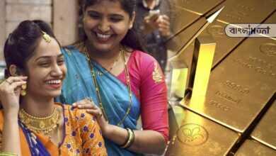 Photo of মাসের শেষে লাগাতার কমছে সোনার দাম, একবার ঘুরে দেখুন স্বর্ণ বাজার