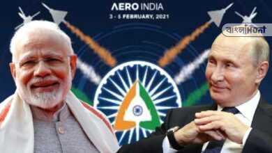 Photo of ভারতের Aero India 2021 অনুষ্ঠান দেখে অভিভূত রাশিয়া, প্রশংসায় পঞ্চমুখ রাশিয়ান রাষ্ট্রদূত