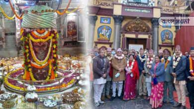 Photo of নির্বাচনের পূর্বে নয়া রূপে কেপি শর্মা ওলি, নাস্তিক মনোভাব কাটিয়ে গেলেন মন্দির দর্শনে