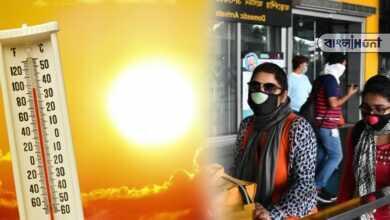Photo of শীতল বায়ুপ্রবাহের দরুণ কমছে তাপমাত্রা, দেখুন পারদ বৃদ্ধি নিয়ে কি আপডেট দিল আবহাওয়া দফতর