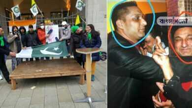 Photo of পাকিস্তানের পতাকা হাতে কংগ্রেস নেতা! বিজেপির পোস্ট করা ছবিকে ঘিরে চাঞ্চল্য রাজনৈতিক মহলে