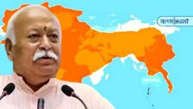Photo of 'আবারও গড়ে উঠবে অখন্ড ভারত', মোহন ভগবতের দাবি শুনে বুক কাঁপল পাকিস্তানের