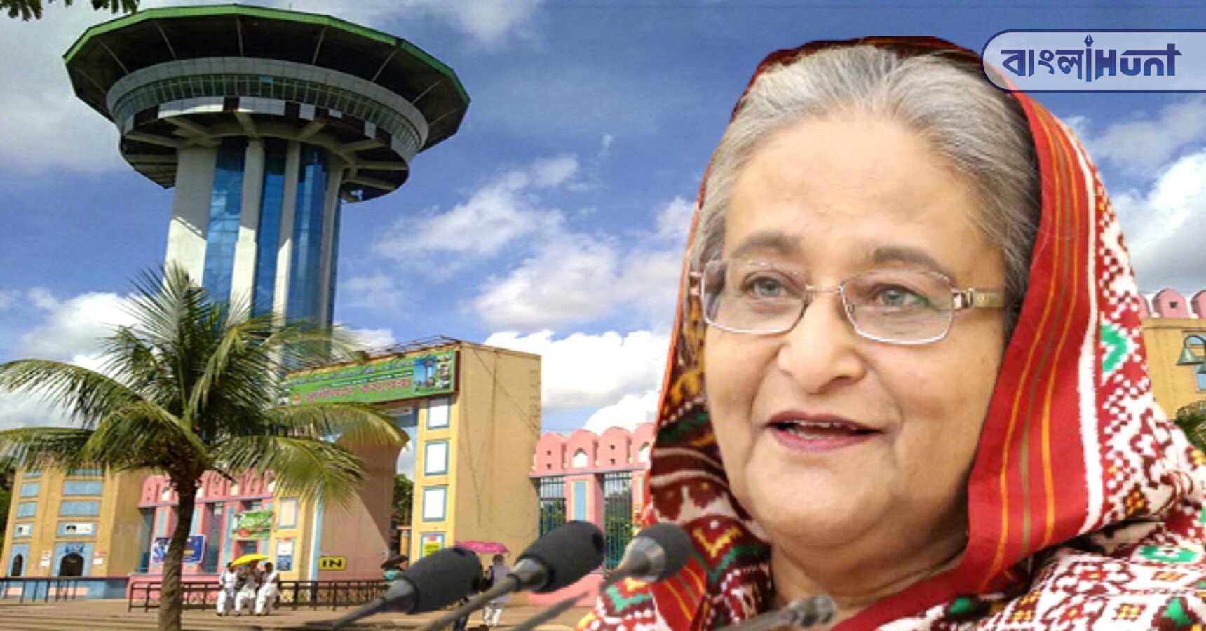 Under the leadership of Sheikh Hasina, Bangladesh achieved great success