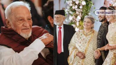 Photo of বিয়ের দুমাস পরেই দুসংবাদ! প্রয়াত হলেন অভিনেত্রী গওহর খানের বাবা