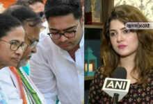 Photo of পিসি-ভাইপো রাজনীতির জন্যই নেতা মন্ত্রীরা তৃণমূল ছাড়ছেন: শ্রাবন্তী চ্যাটার্জি