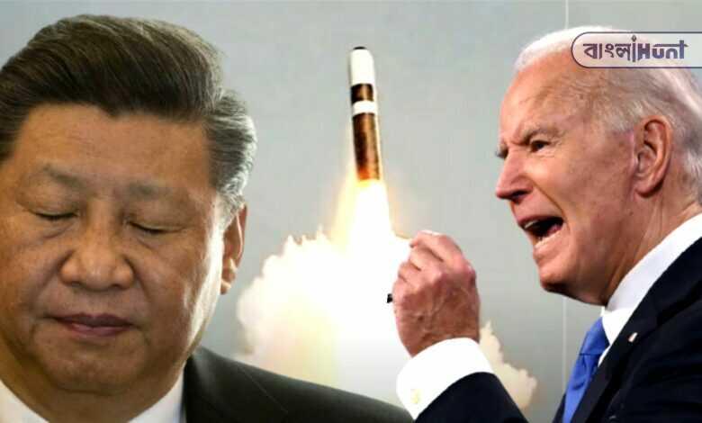 china affraid of america's Triden-2