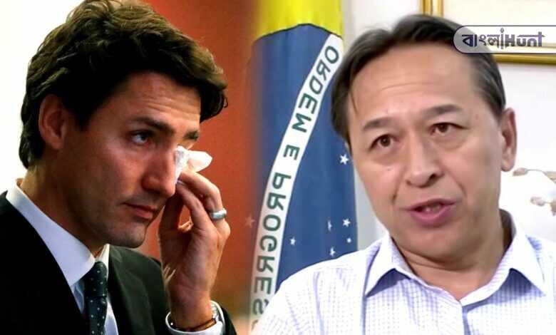 li yang attacks Justin Trudeau about america