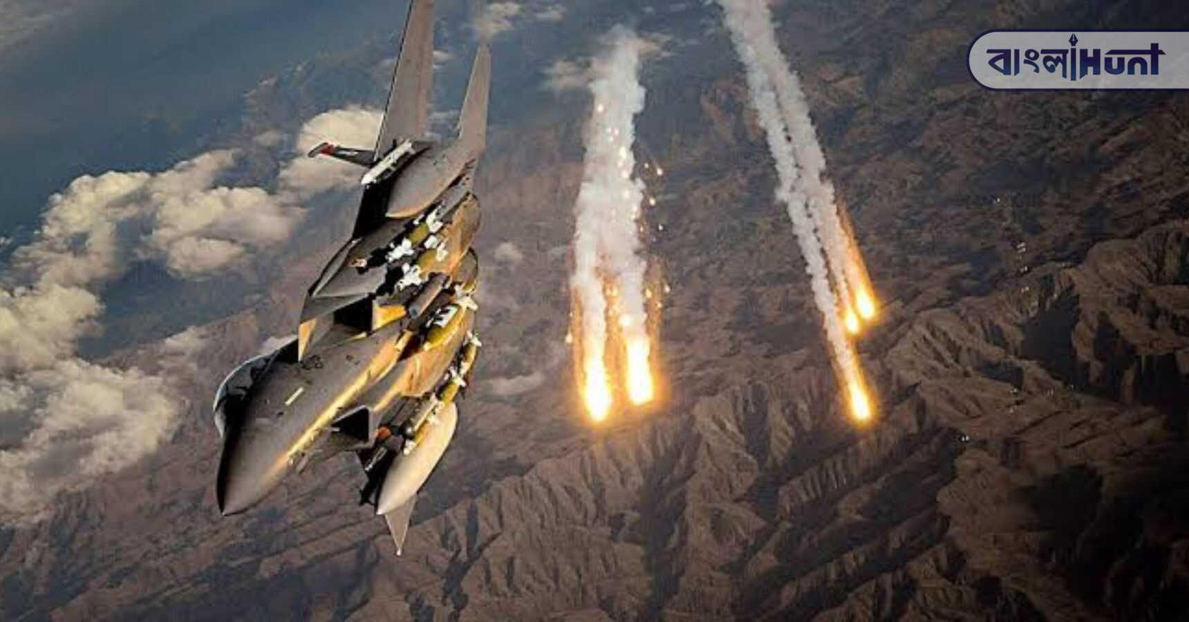 82 taliban militants were killed by an air strike of Afghanistan army