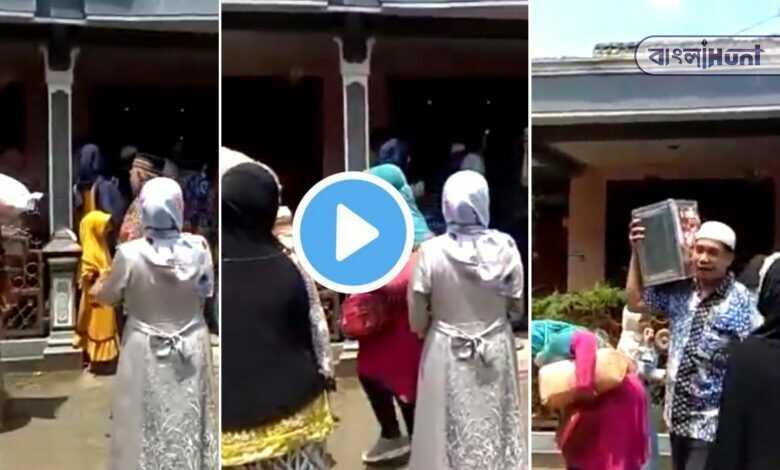 bridegroom went wrong wedding house: viral video