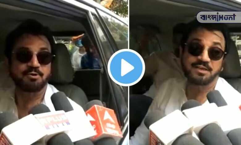 viral video of Chiranjit Chakraborty