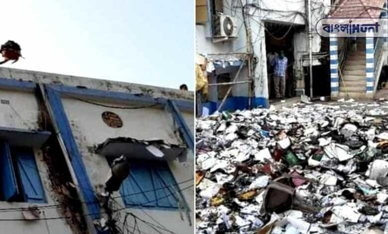 Rahul Sinha complained of burning municipal documents