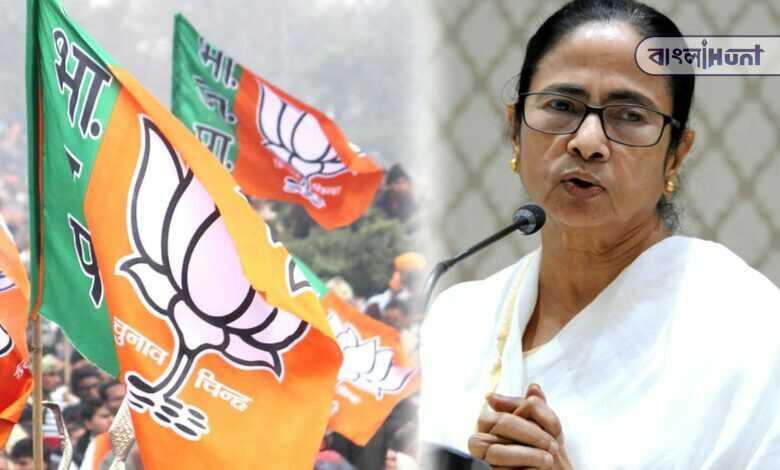 bjp candidate prabir ghosh in praise of Mamata Banerjee