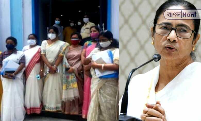 9 Bengali women in the bengal cabinet including Mamata Banerjee