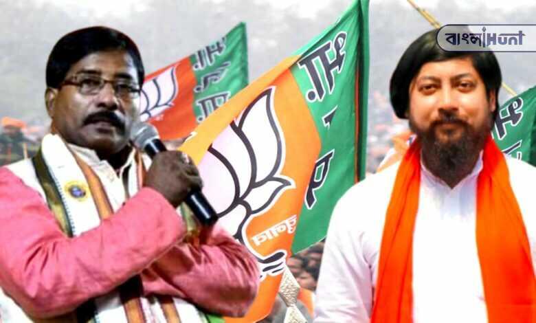 nishith pramanik and jagannath sarkar are resigning as MLA