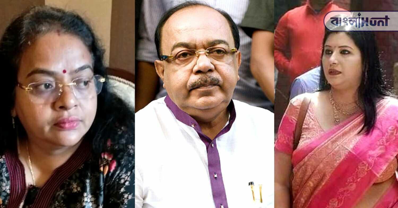 ratna chatterjee and Baisakhi Banerjee went to help sovan chatterjee
