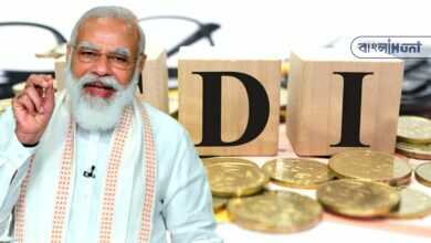 Photo of চলতি অর্থবর্ষে FDI বৃদ্ধিতে রেকর্ড ভারতের, আবারও শীর্ষে গুজরাট