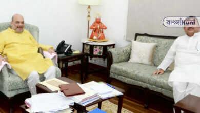 Photo of স্বরাষ্ট্রমন্ত্রী অমিত শাহের সঙ্গে রুদ্ধদ্বার বৈঠক শুভেন্দুর, জল্পনা বাড়ছে রাজনৈতিক মহলে